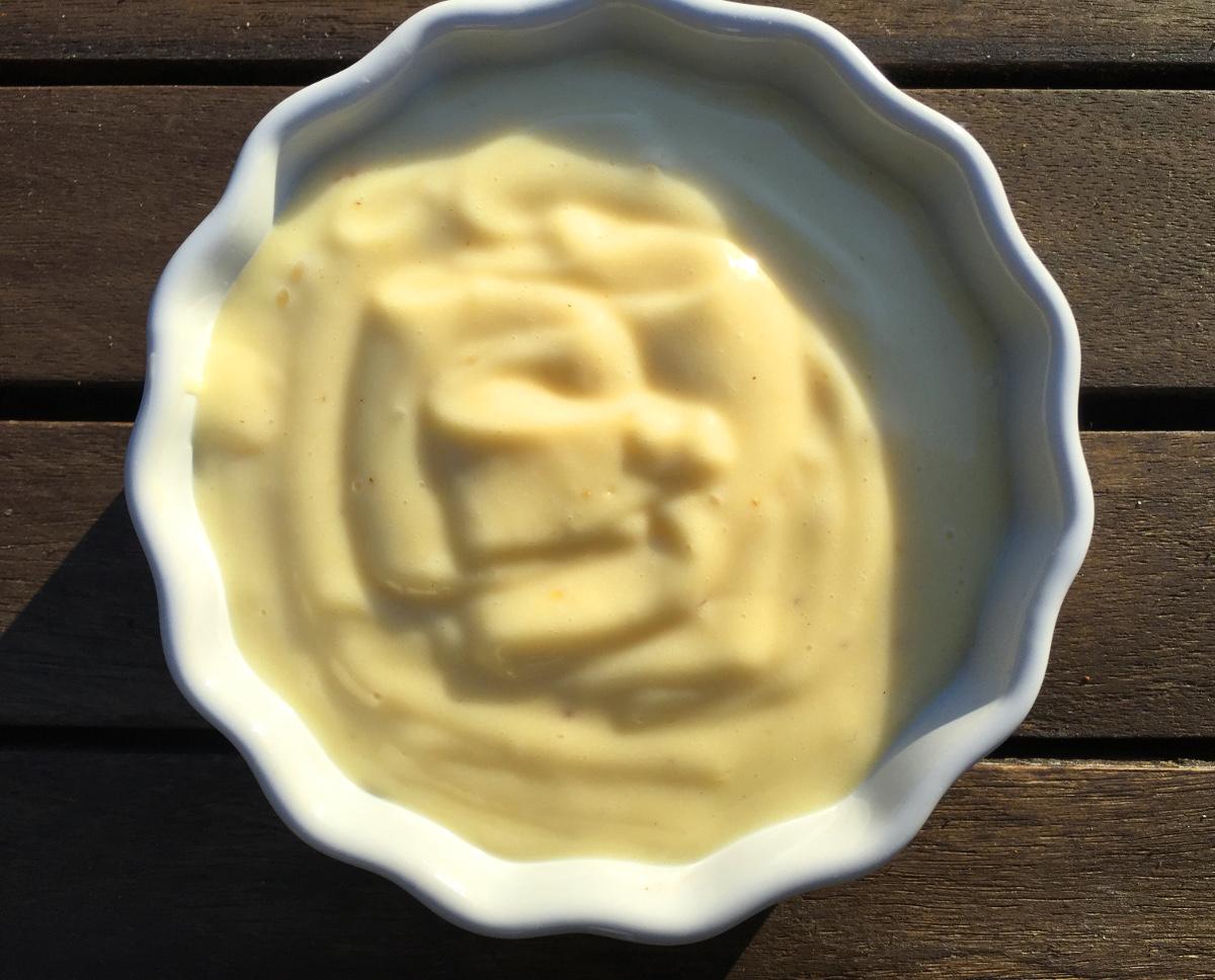 Hemmagjord majonnäs